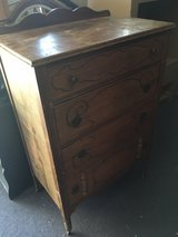 antique chest of drawers in 29 Palms, California