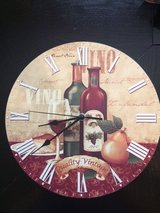Kitchen clock in Kingwood, Texas