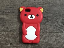 Red fox IPhone 5s case in Naperville, Illinois