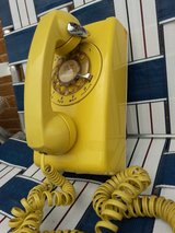 Phone early 1960s in Tinley Park, Illinois