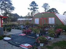 GREENHOUSE W/ 2 FANS & LOUVERS in Camp Lejeune, North Carolina