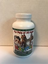 NZYMES Antioxidant Treats for Pets Dogs Cats and Companion Animals in Fort Riley, Kansas