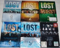 Lost DVDs, Includes Seasons 1-6 in Camp Lejeune, North Carolina