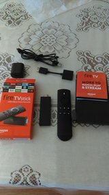 FireTVStick with Alexs voice Remote in Travis AFB, California