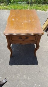 Vintage Side Table by Mersman in Fort Knox, Kentucky