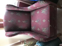 Wing back chair in Naperville, Illinois