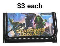 GUARDIANS OF THE GALAXY WALLETS in Fort Benning, Georgia