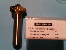 Barley Twist Router Bit - NEW in Fort Campbell, Kentucky