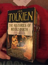 """""""The Histories of Middle Earth Vol 1-5""""  by J.R.R. Tolkien in Travis AFB, California"""