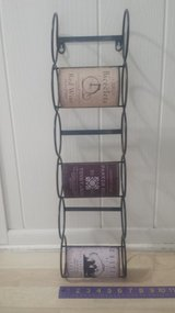 Hanging Wine Rack in Chicago, Illinois