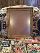 16 X 20 Gold Wood Picture Frame in Fort Polk, Louisiana