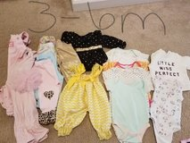 Baby clothes 3-6m in Fort Carson, Colorado