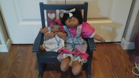 NEW! Hand Sewn Afro American Baby Dolls in Bolingbrook, Illinois