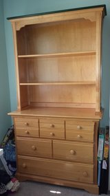 3-Drawer Dresser with Hutch in Naperville, Illinois