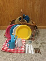 Picnic Basket in St. Charles, Illinois