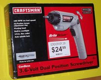 New Cordless Screw Driver in Glendale Heights, Illinois