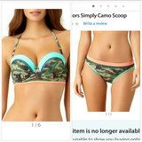 New Junior's Camo Bikini in Travis AFB, California