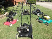 Push Lawnmowers, best around! in Hopkinsville, Kentucky