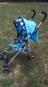 Umbrella stroller with diaper bag in Ramstein, Germany