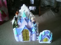Frozen Elsa and  Anna Castles and accessories in Quantico, Virginia