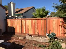 professional fencing in Travis AFB, California