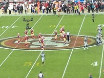 San Francisco 49 ers tickets in Travis AFB, California