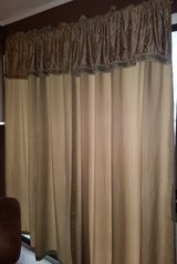 Large curtains 2 panels in Perry, Georgia
