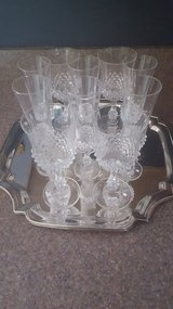 10 Crystal Glasses in Naperville, Illinois