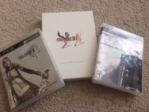 PS3 - Set of 3 Final Fantasy Games in Naperville, Illinois