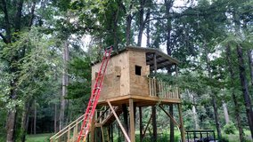 Need a treehouse built in Conroe, Texas