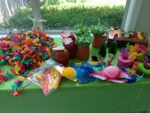 Luau party supplies for a great party ! in DeRidder, Louisiana