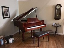 Schafer and Sons baby grand piano in Fairfield, California