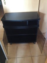 Reduced**cupboard/ tv rack/ Entertainment center/ tv stand in Ramstein, Germany
