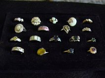 Opal rings and other things in Tacoma, Washington