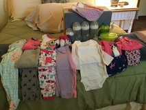 Baby clothes and miscellaneous in Cherry Point, North Carolina