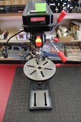 "Craftsman 12"" 1/2 HP Drill Press with Laser in Hopkinsville, Kentucky"