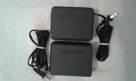 2-Whisper Aquarium Air Pumps in Alamogordo, New Mexico