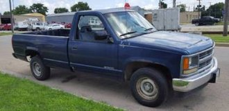 1994 Chevy half ton truck - $2000 (REDUCED) in Naperville, Illinois