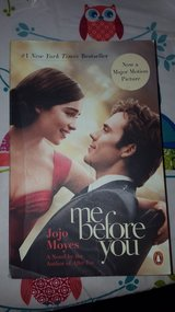 me before you  by JoJo Moyes in Naperville, Illinois