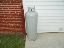 100 lb. propane gas bottle full in Camp Lejeune, North Carolina