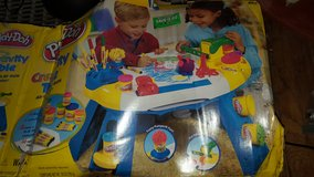 new play doh creativity table in Naperville, Illinois
