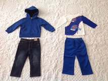 NEW WITH TAGS BABY/TODDLER BOY CLOTHES LOT, SIZE 18-24 MONTHS in Schaumburg, Illinois