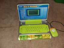 vtech nitro Jr notebook learning computer in Naperville, Illinois