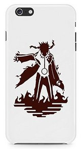 Naruto Fox Chakra Hard Plastic Snap-On Case for iPhone 6 / 6s (NOT FOR PLUS) in Conroe, Texas