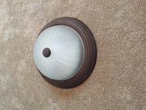 5 bronze flush mounted ceiling lights in Oswego, Illinois