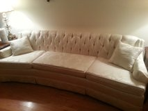 White Couch in Fort Campbell, Kentucky