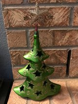 Christmas Tree Tealight Candle Holder in Alamogordo, New Mexico