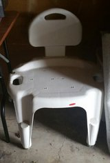Shower chair in Naperville, Illinois