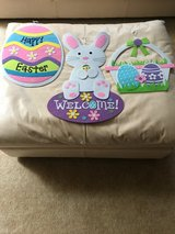 Easter Hanging Decorations in Alamogordo, New Mexico