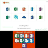 Microsoft Office Professional Plus 2016 program for sale. Lifetime activation included in Hinesville, Georgia